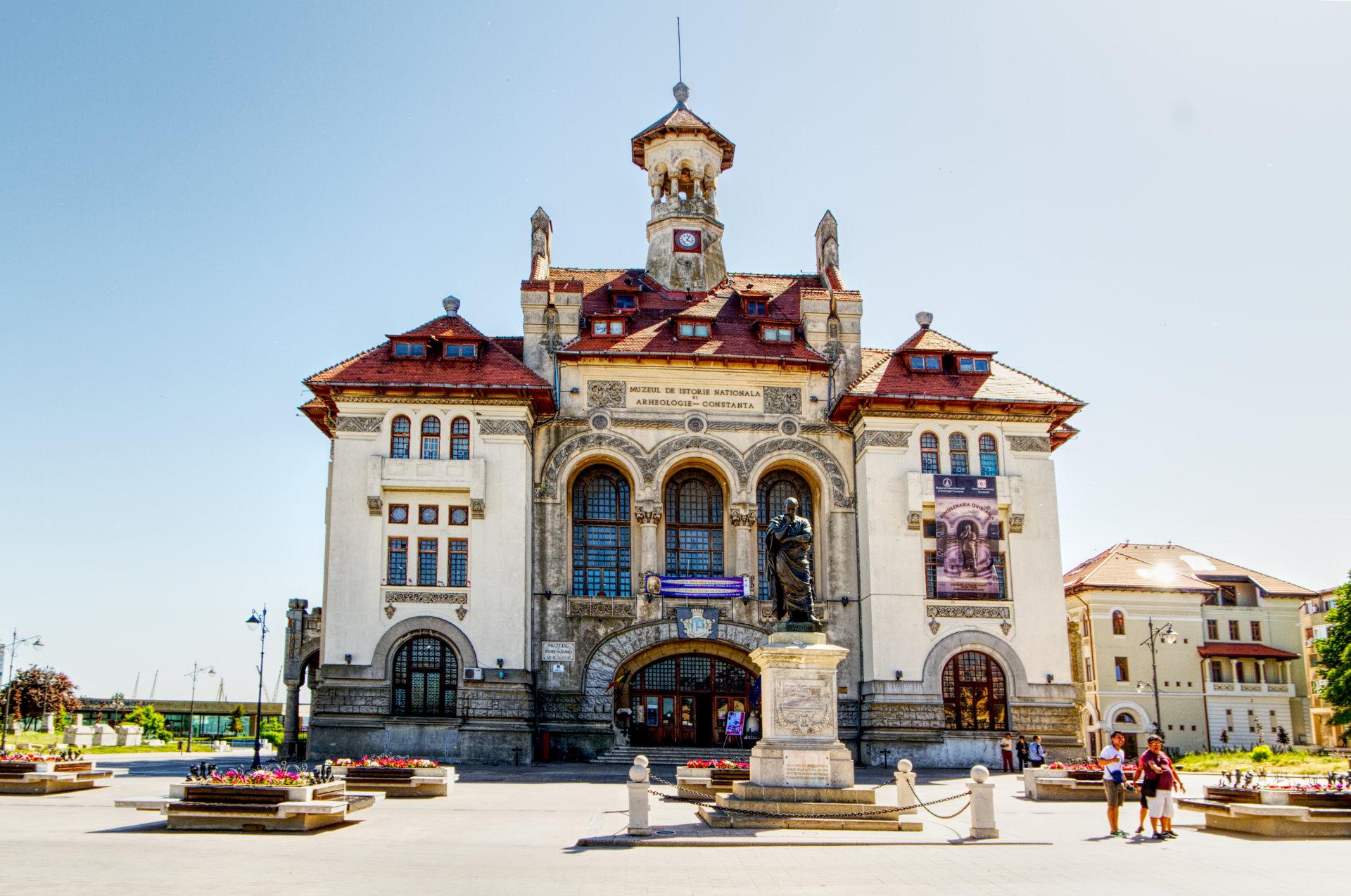 Epistulae ex Ponto – Kanuroadtrip durch Rumänien bis zum Schwarzen Meer